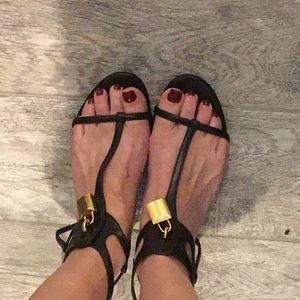 COPY - Tom Ford Sandals with locks